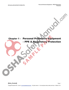 16 - Personal Protective Equipment - PPE & Respiratory Protection_Page_01