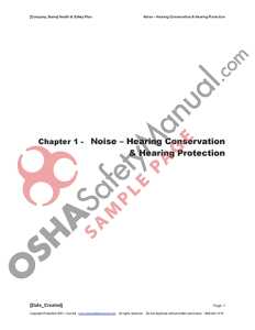 17 - Noise - Hearing Conservation & Hearing Protection_Page_1